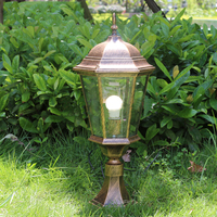 Garden Lights Community Villas Garden Lawn Outdoor Landscape Road Lighting