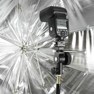 """Image 5 - Godox Portable 120 cm/47 """"parapluie + nid dabeille grille Photo Softbox réflecteur pour Flash Speedlight"""