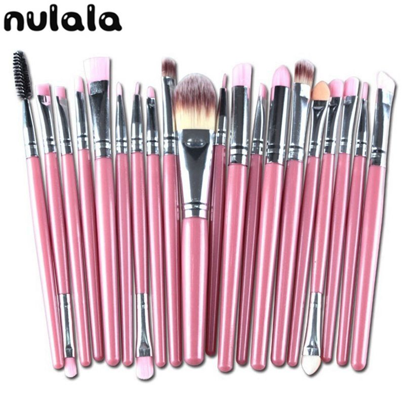 NULALA Makeup Brush Set Makeup Brushes Tools Make-up Toiletry Kit Cosmeticos Brush Set Beauty Kit Pinceis De Maquiagem Make-Up 10pcs set professional makeup brushes set kit de pinceis make up brush maleta de maquiage makeup brushe set cosmetic brushes set