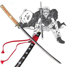 Japanese samurai cosplay One Piece katana Carbon steel anime bleach sword Decoration Crafts  swords