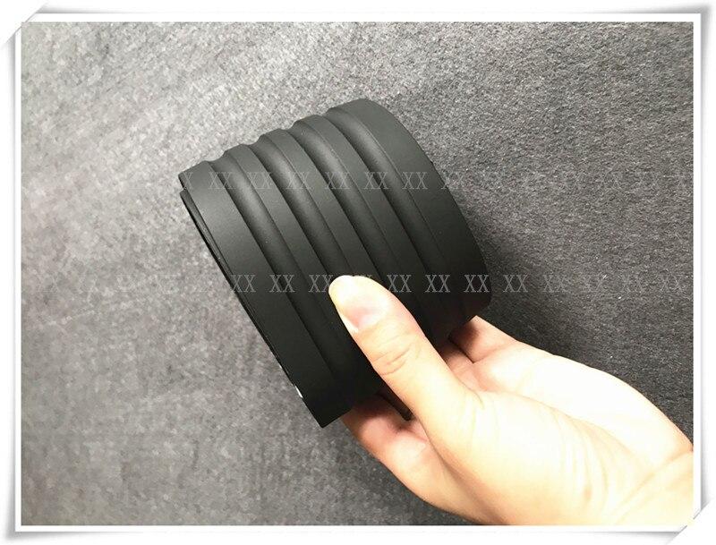 HOT 90*7.5 cm plaque de seuil de porte de coffre bande de protection de pare-chocs arrière pour lada vesta toyota corolla opel skoda rapid ford renault logan