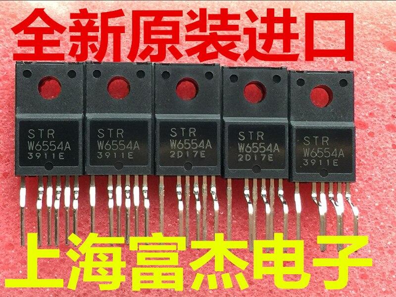 5pcs/lpt STRW6554A STRW6554 W6554A TO-220F In Stock