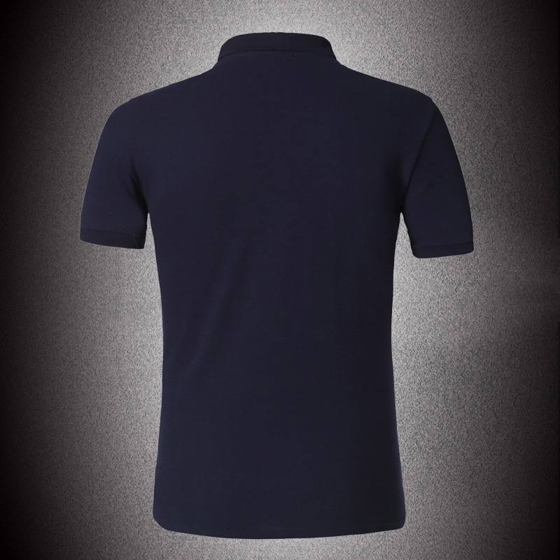 Navy Blue Back