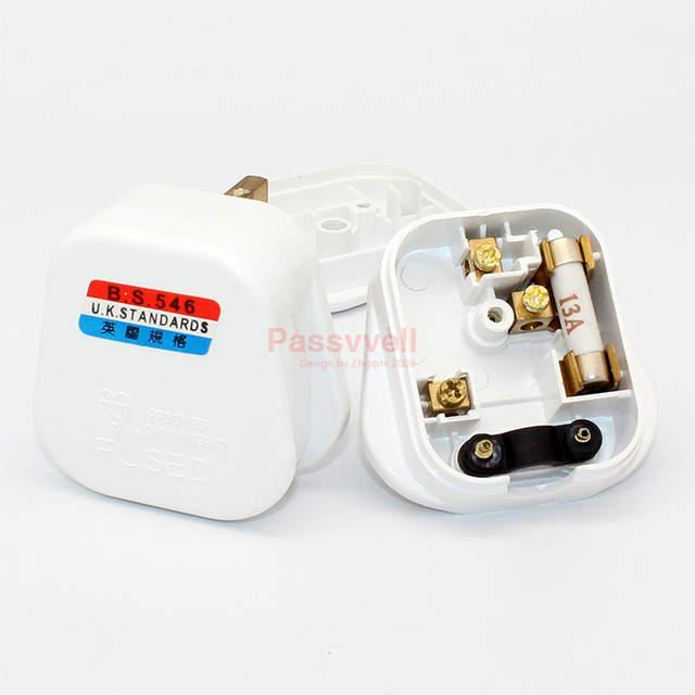 Online Shop 10 pcs/lot ,British standard British power plug ... on wiring up 220 welder plug, remote live well plug, wiring 3 wire electric plug, a wire 3-way electrical plug,