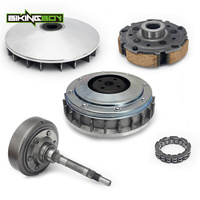 BIKINGBOY Full Sets Primary Wet Drive Clutch Housing Carrier Drum Bearing For Yamaha Grizzly 660 2002 2008 Rhino 660 2004 2007