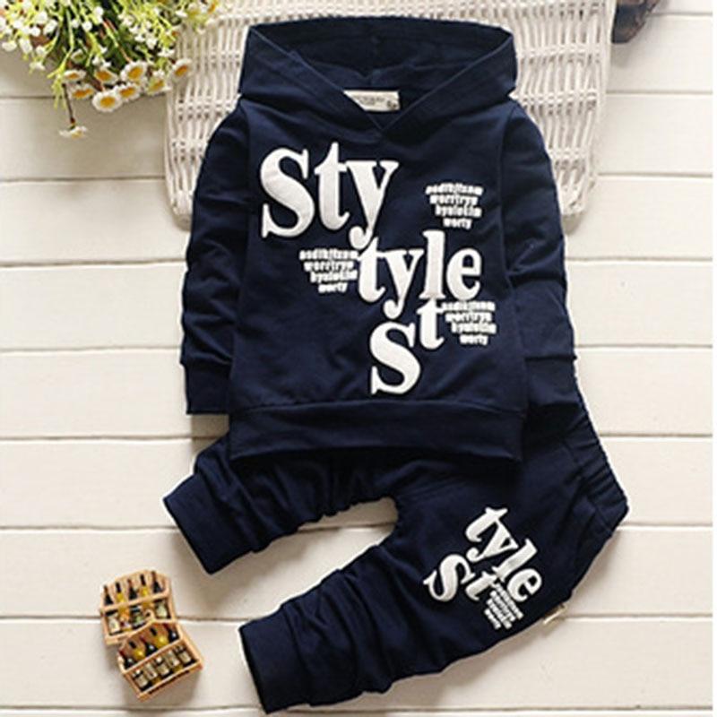 2019 jesen novi komad opremljen Korejski dječaci dječji odijela - Dječja odjeća
