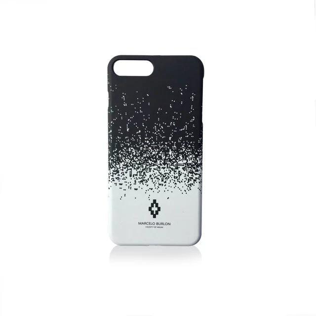 on sale 5ed8d 54b4f US $3.82 15% OFF|For iPhone X Marcelo Burlon Case For iPhone 8 Marcelo Case  PC Cartoon Tiger For iPhone X 6 6S 7 8 Plus Marcelo Burlon Cover -in ...