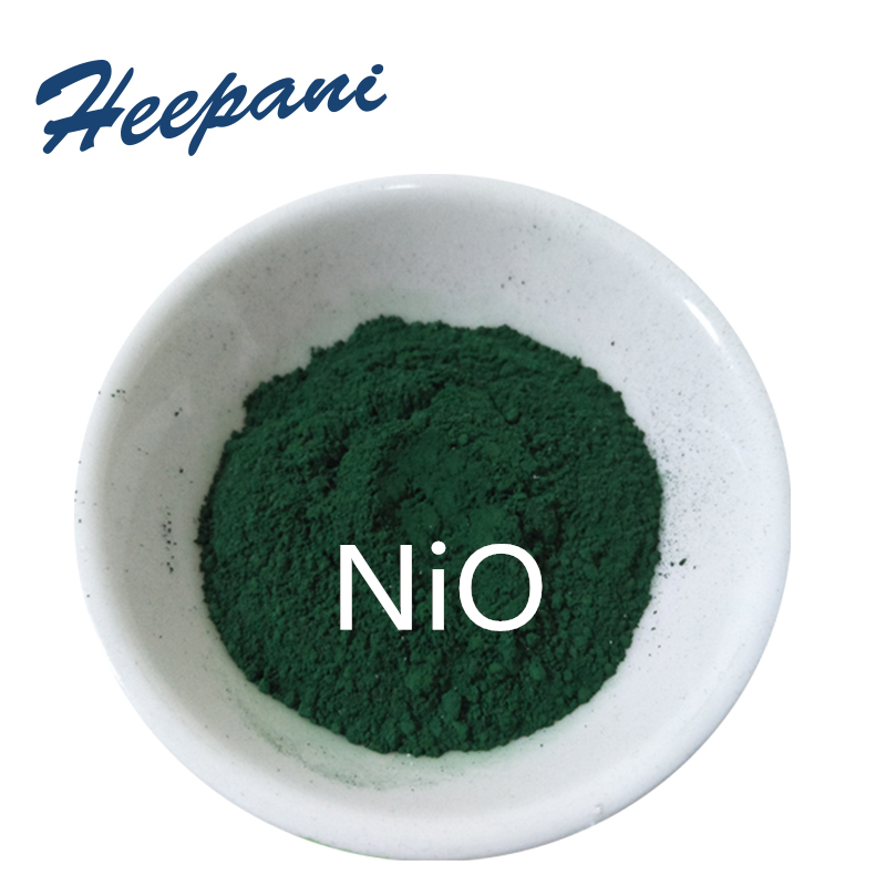 Free Shipping Nickel Oxide NiO Powder With High Purity Ball Shape Green Alloy Material Powder