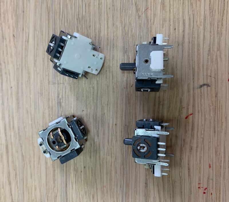 50 шт./лот OEM для xbox360 контроллер 3D Аналоговый джойстик Кнопка Сделано в Китае