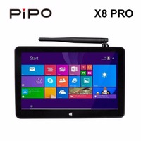 Original PIPO X8 PRO Mini TV Box Intel Windows 10 Android 5.1 Dual arrancar OS Intel Z8350 Quad Core Mini PC 7 pulgadas Mini PC TV Box
