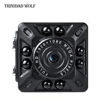 TRINIDAD WOLF 2017 SQ10 Full HD 1080P Mini DV DVR Camera Camcorder IR Night Vision Video