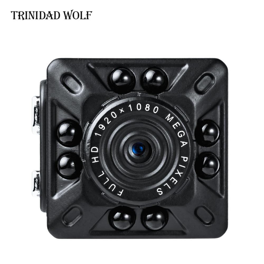 Trinidad Wolf 2017 Sq10 Full Hd 1080p Mini Dv Dvr Camera Camcorder Ir Night Vision Video Recorder Camcorders Pk Sq8 Sq9
