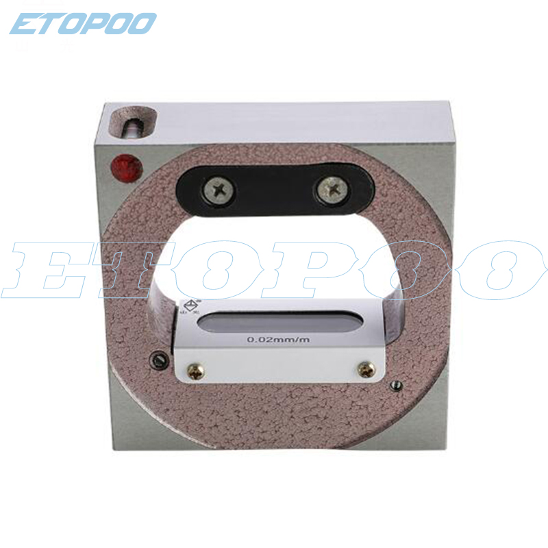 High precision Accuracy 0 02mm 100X100mm Frame level meter Measuring tools