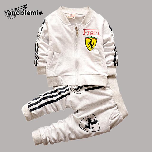 Boys Kids 2pcs Sport Clothes Set