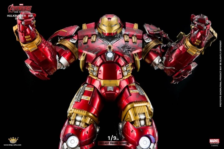 The avengers iron man anti-hulk armor MK44 model avengers набор фигурок iron man