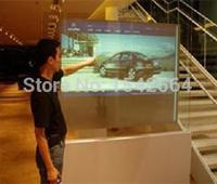 table game 55 4 points projected screen touch foil Multi touch USB touch film