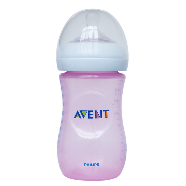 أفانت الطبيعية زجاجة تستخدم في الرضاعة أفانت زجاجات الفم واسعة 1 م +/9 أوقية 260 مللي العلامة التجارية الجديدة 2