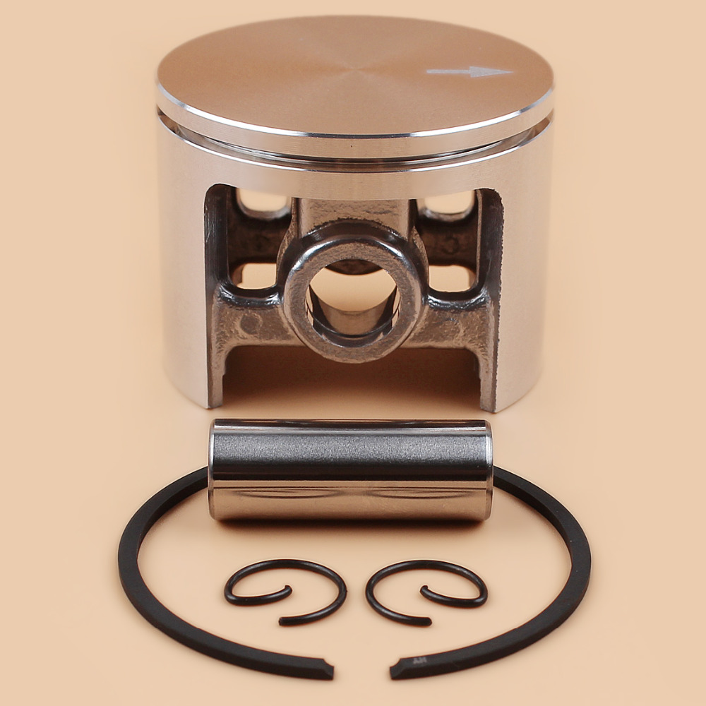 52mm Piston Kit For HUSQVARNA 272 272XP Chainsaw Parts W/ 12mm Pin