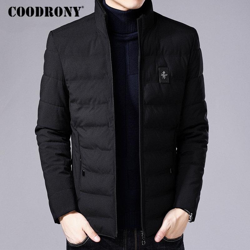 COODRONY Winter Jacket Men Thick Warm   Parka   Men Clothes 2018 New Arrivals Winter Coat Men Casual Jackets And Coats Outwear 8820