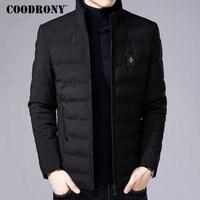 COODRONY Winter Jacket Men Thick Warm Parka Men Clothes 2018 New Arrivals Winter Coat Men Casual Jackets And Coats Outwear 8820