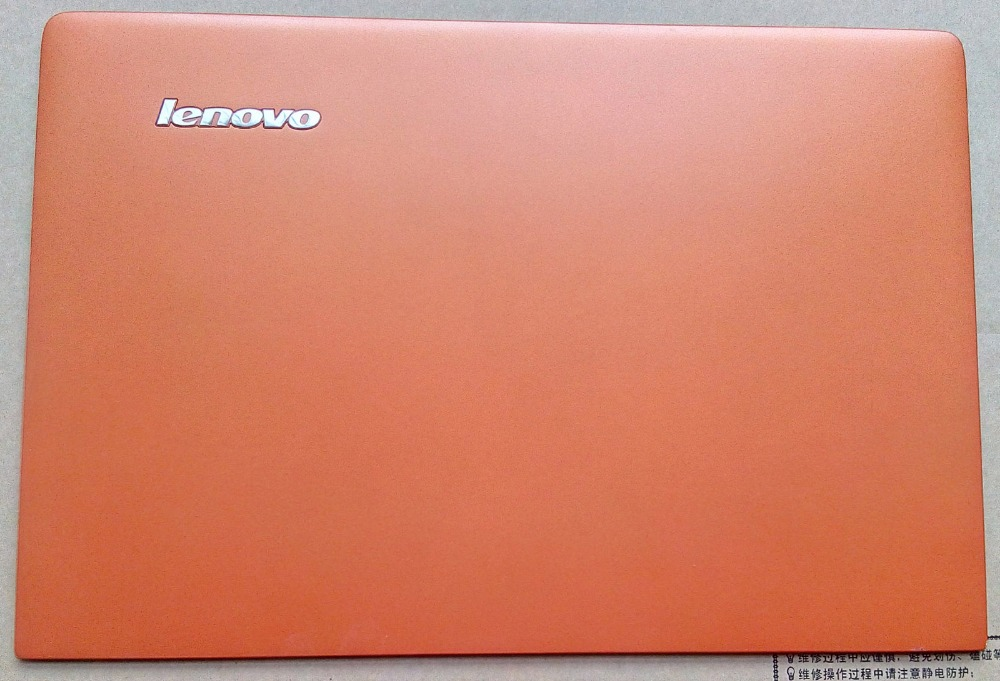 все цены на New Original Lcd Back Rear Cover Lid for Lenovo Yoga 3 Pro  Laptop Orange AM0TA000110 онлайн