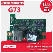 Free Shipping original FOR Asus G73 G73S G73J G73SW G73JW G73JH USB Cable interface WLAN IO BOARD Tested