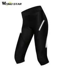 Cheji Womens Cycling Shorts Mountain Bike Bicycle Shorts 3D Gel Padded Breathable mtb Riding Cycling Pants Shorts ciclismo цена 2017