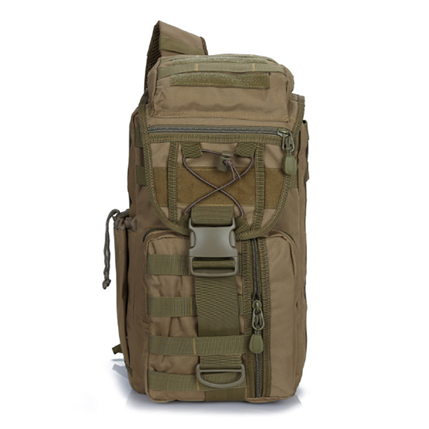 Large Capacity Men Women Tactical Climbing Outdoor Military Shoulder Backpack Camping Hiking Traveling Bag Wholesale