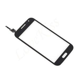 Image 2 - Сенсорный экран сенсор для Samsung Galaxy Win i8550 i8552 Duos GT i8552 8550 8552 Сенсорная панель дигитайзер Переднее стекло инструменты