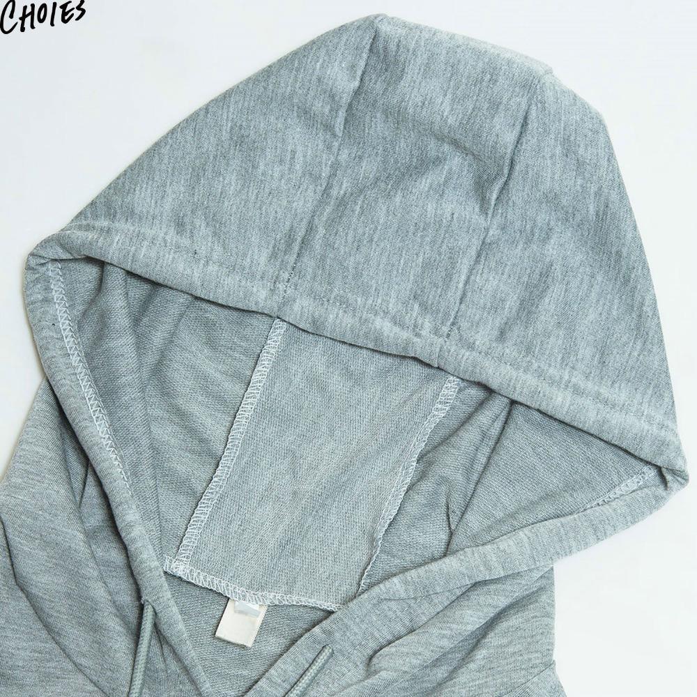HTB1.hs5SXXXXXXCapXXq6xXFXXXQ - 3 Colors Pocket Cropped Women Hoodie PTC 124