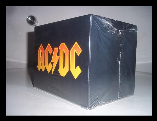 AC / DC album Record Collection 17CD package value Free Shipping