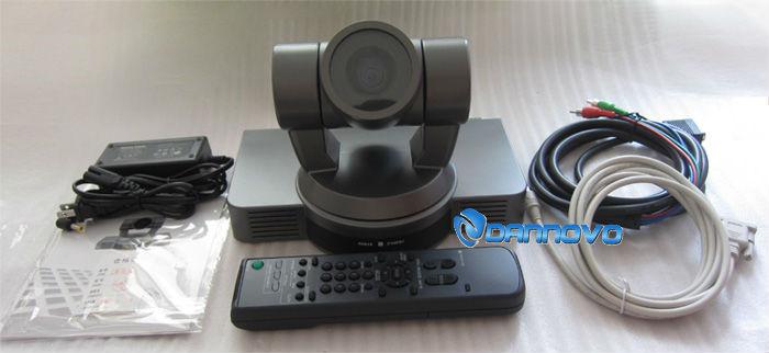 DANNOVO Full HD 1080P / 60 Video Conferencing Video PTZ 20x Zoom - Echipamentele electronice de birou - Fotografie 5