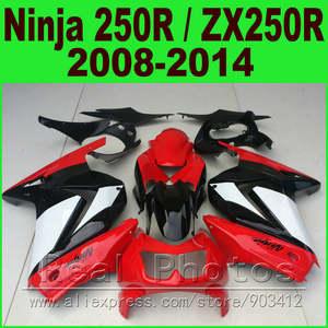 Top 10 Largest 2 12 Ninja 25 Fairing List