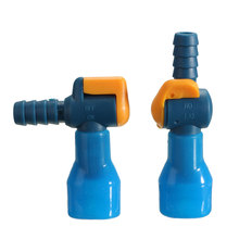 Outdoor Silicone Camping Essential Water Bags Silicone 90 Degree Straight Hydration Pack Suction Nozzle Bite Valve outodor tools