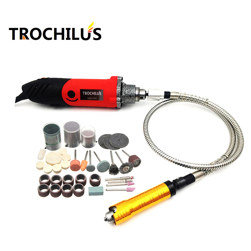 Multi-function 240W electrical tools Variable Speed Grinding Tools Electric Grinders Polishing Engraving Drilling Tools set high quality 400w power tools multi function electric grinding machine variable speed polishing diycarving tools no accessories