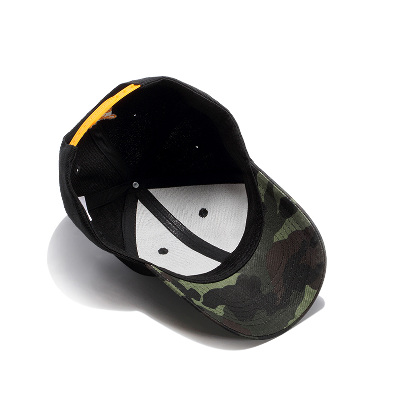 0106c19d399 Wuke Fashion Weed Caps Hats Camouflage Baseball Cap Men Women Bone Gorras  Homme Casquette Weed Leaf Caps-in Baseball Caps from Apparel Accessories on  ...