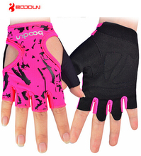 Boodun Women Gym Body Building Weight Lifting Training Fitness font b Gloves b font Sports Exercise