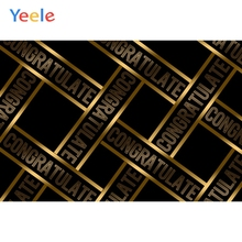 Yeele Party Congratulation Stripes Simple Wallpaper Photography Backdrops Personalized Photographic Backgrounds For Photo Studio
