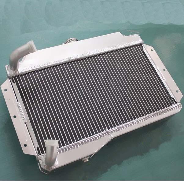 aluminum radiator alloy radiator for MGB GT ROADSTER TOP FILL 1968 1975 1969 1970 1971 1972