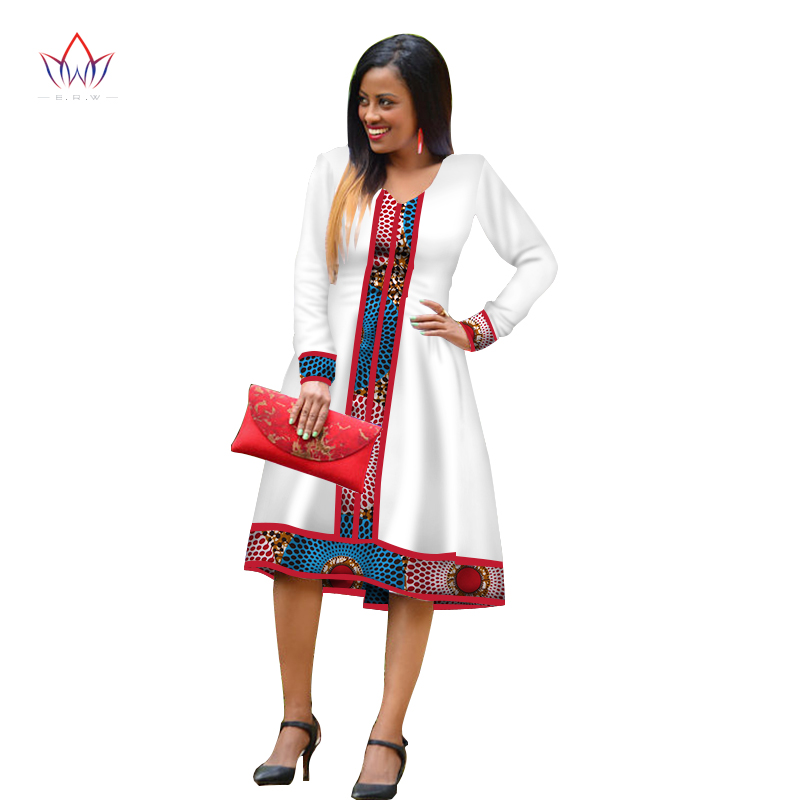 Summer Dashiki Party Hot Vestidos suit for Women Cotton Print Traditional  African other regular Clothing 5xl a429b9bd42c0