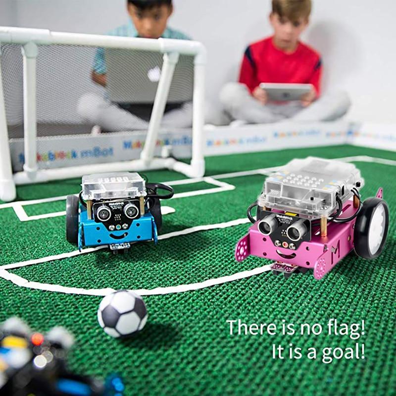 2016 Newest Makeblock Mbot V1.1 Programmable Kids Toys Educational birthday Gift Scratch 2.0 Arduino DIY Smart Robot Car Kit web page