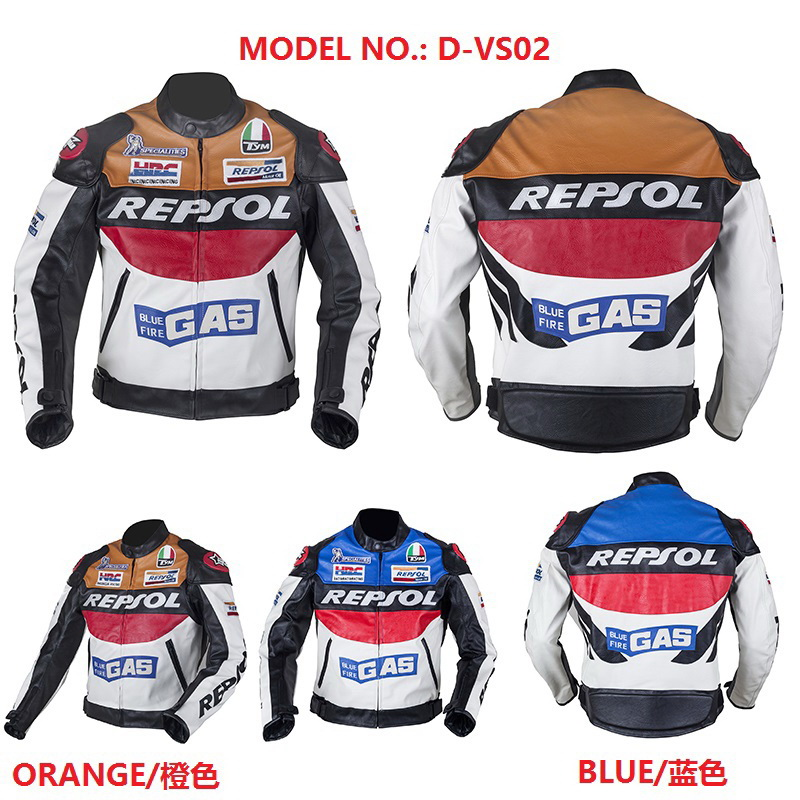 DUHAN Moto Racing Jackets winter for men Motorcycle jacket D-REPSOL PU riding clothing motorbike suits REPSOL Jacket duhan moto gp motorcycle repsol racing leather jacket vs02 orange blue m l xl xxl 3xl good pu leahter made high quality fast