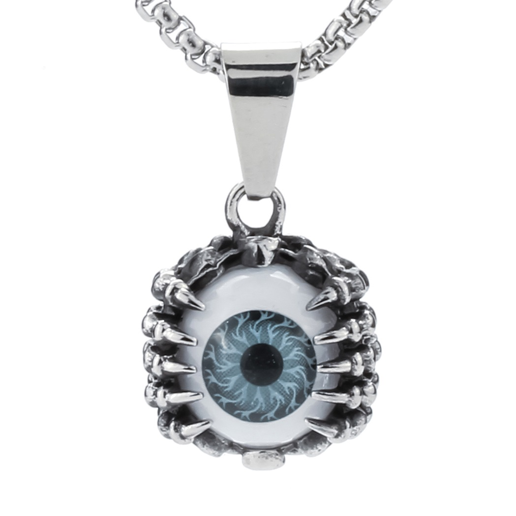 see you hand product dizzy of necklace made haus eye bling eyeball