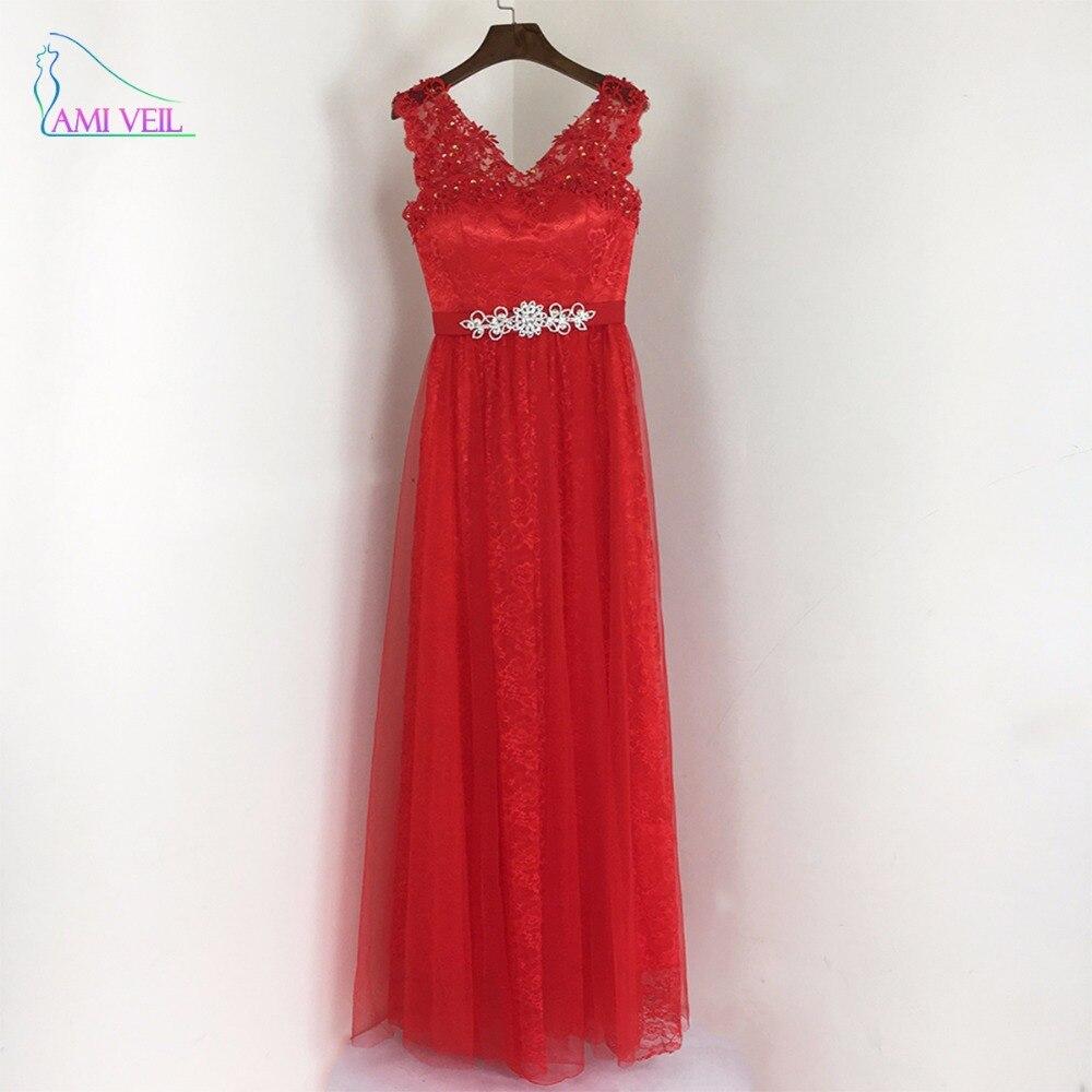 Ausgezeichnet Rote Spitze Lange Prom Kleid Ideen - Hochzeit Kleid ...
