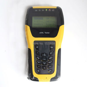 Image 3 - DHL Free Shipping ST332B Basic VDSL VDSL2 Tester for xDSL Line test and Maintenance Tools (ADSL/ADSL2/ADSL2+/VDSL2 /READSL)