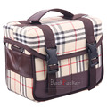 All Camera Generic Vintage Plaid Camera Bag Case For Canon 550D 600D 100D 1100D 1200D For Digital Cameras Bags