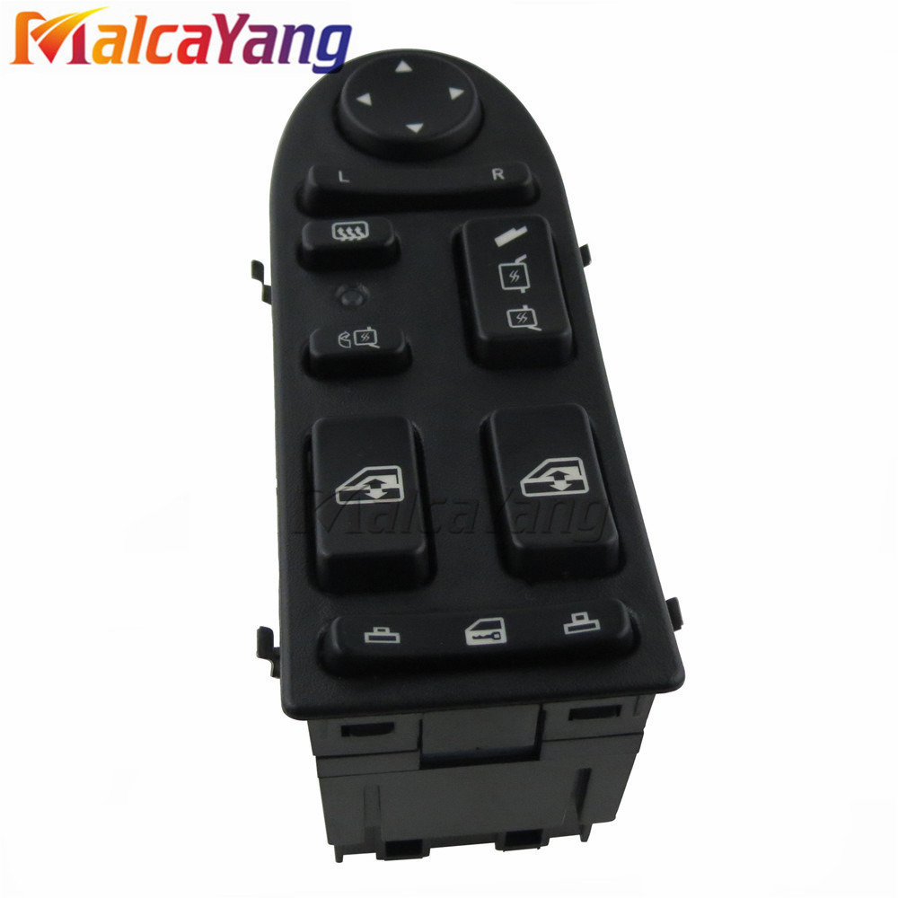 Hight Quality Power Window Lifter Switch For MAN TGA TGX LHDHight Quality Power Window Lifter Switch For MAN TGA TGX LHD