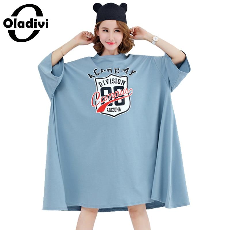 Oladivi túlméretezett ing nagy méretű méretű női ruha divat - Női ruházat