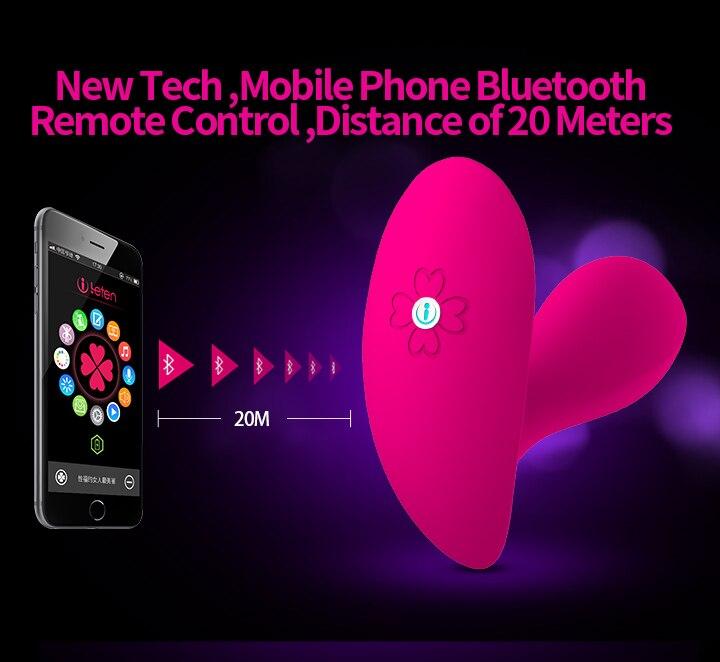 Remote Control Vibrator (10)