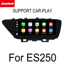 ZaiXi Android RAM For Lexus ES 250 ES250 2014~2017 GPS Touch Screen Multimedia Player Stereo Autoradio navigation original style все цены